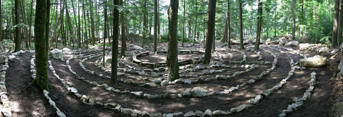 The Pilgrim Lodge Labyrinth