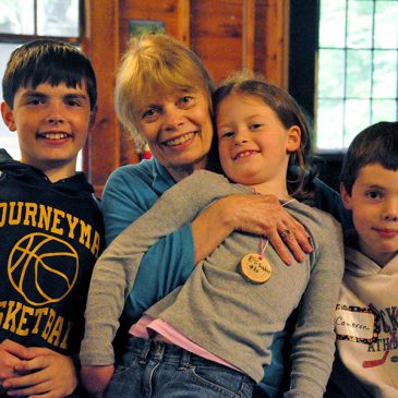 Grandparents & Grandchildren Camp I