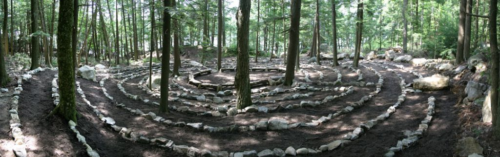 Labyrinth Panorama